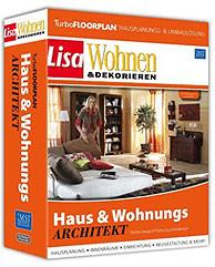 dtp Lisa - Haus - & Wohnungs - Architekt (Win) ...