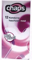 Chaps hauchzart rosé 12er