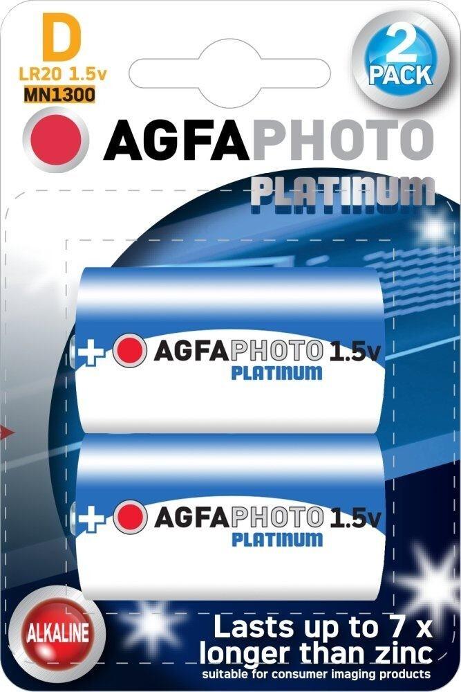 Image of AgfaPhoto 2x D / LR20
