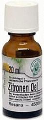 Resana Zitronen Öl (20 ml)