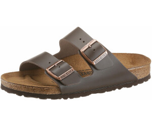 Birkenstock Unisex Arizona Sandali Marrone darkbrown 35 UK