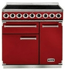 Image of Falcon 900 Deluxe Induction Cherry Red
