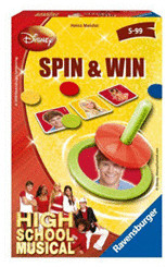 Ravensburger High School Musical Spin & Win (23...