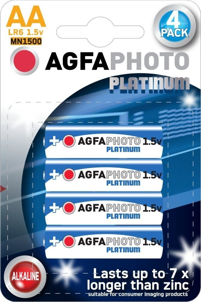 Image of AgfaPhoto 4x AA / LR6