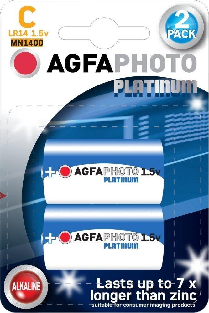 Image of AgfaPhoto 2x C / LR14