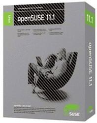 Novell openSUSE 11.1 (DE)