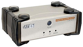 Aten 2 Port Sharing Device (CS231)