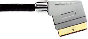 Image of Eagle Cable Black Hawk Scart (1,5m)