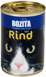 Bozita Nassfutter Rind (410 g)