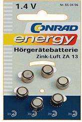 Image of Conrad Energy ZA13