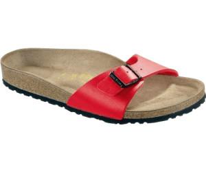 BIRKENSTOCK Gymnastik Sandale Pantolette Madrid kirsch Gr. 35 43 040741 + 040743, Größe + Weite:36 schmal