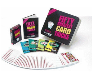 Marvin's Magic Fifty Greatest Card Tricks