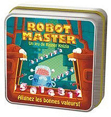Cocktail Games Robot Master