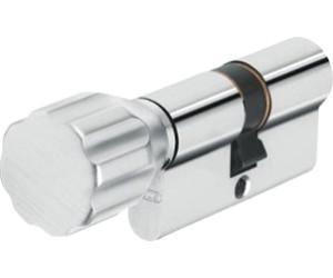 Individual ABUS Bravus2000 Sicherheits-Schließzylinder Knaufzylinder Z45//K55mm