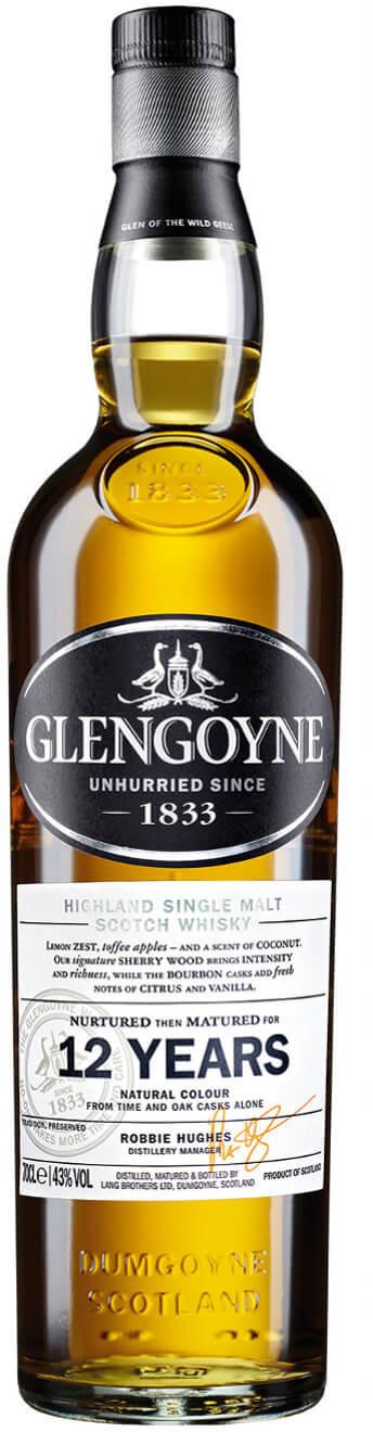Glengoyne 12 Jahre 0,7l 43%
