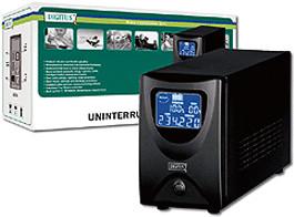 Digitus Line Interactive USV LCD 650 VA