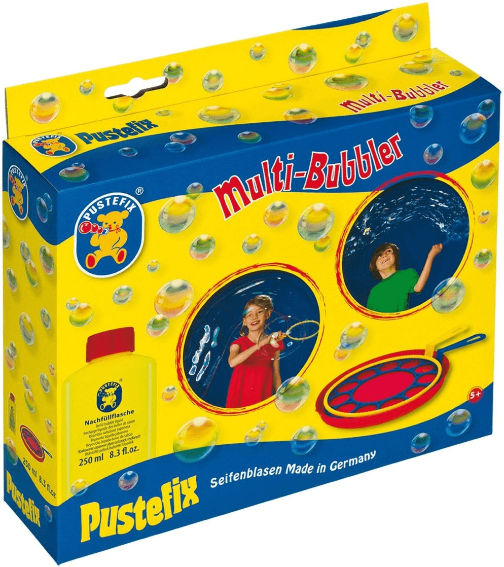 Pustefix Multibubbler
