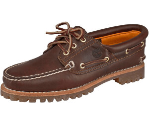timberland noreen 3 eye bootsschuh brown smooth