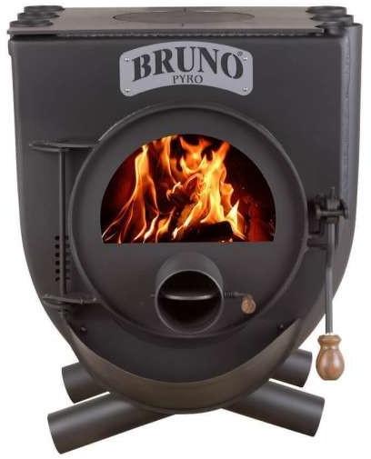Bruno Pyro I 13 kW mit Herdplatte