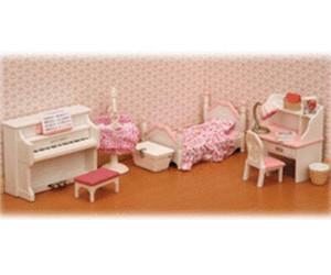 Schlafzimmer Pink | Sylvanian Families Schlafzimmer In Pink Ab 20 00 Preisvergleich
