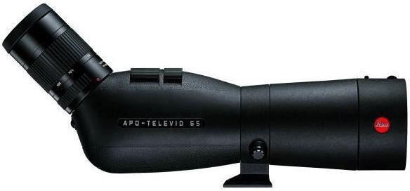 Leica Apo Televid 65mm Angular Telescopio Cuerpo