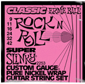 Image of ERNIE BALL Classic Pure Nickel Super Slinky .009 - .042