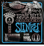 Image of ERNIE BALL Coated Electric Extra Slinky .008 - .038