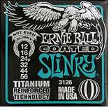 Image of ERNIE BALL Coated Electric Not Even Slinky .012 - .056