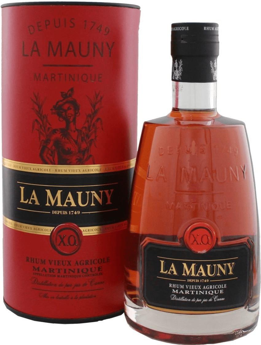 La Mauny Vieux XO 0,7l 40%
