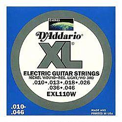 D'Addario EXL110W