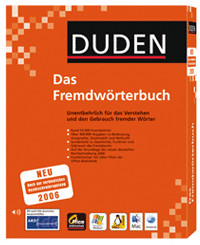 Duden Das Fremdwörterbuch (DE) (Win/Mac/Linux)