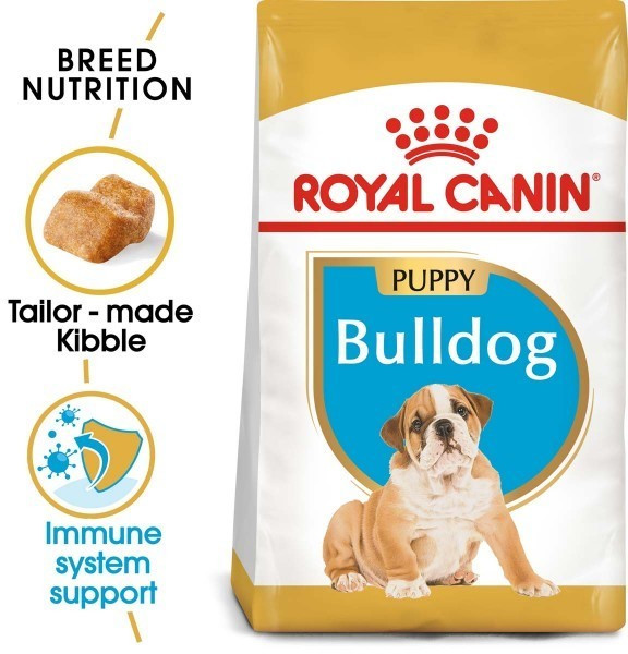 Image of Royal Canin Bulldog Junior (3 kg)