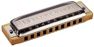 Image of Hohner Blues Harp MS