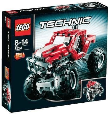 LEGO Technic Power-Truck (8261)