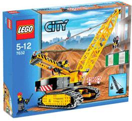 LEGO City - Grúa oruga (7632)