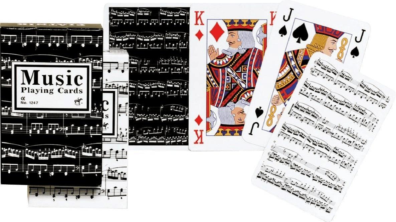 Piatnik Playing Cards - Music