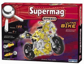 NEU Supermag Magnetic Tricycle Driver