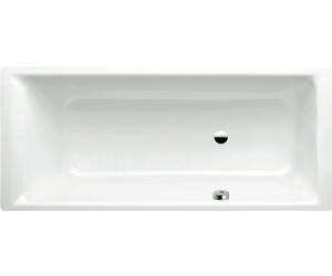 kaldewei ambiente puro 657 badewanne 180 x 80 cm ab 434 96 preisvergleich bei. Black Bedroom Furniture Sets. Home Design Ideas