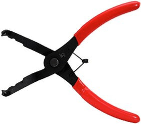 KS Tools Trim-Clip-Zange 190 mm (115.1087)