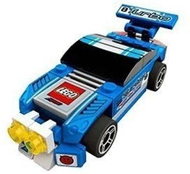 LEGO Racers Rally Sprinter (8120)