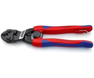 KNIPEX 71 31 250 CoBolt® XL Kompakt-Bolzenschneider schwarz atramentiert 250 mm