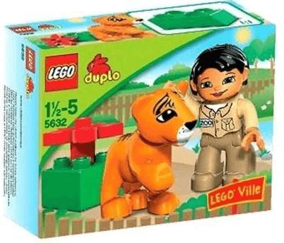 LEGO Duplo - La gardienne du zoo (5632)