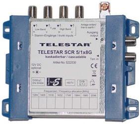 #Telestar SCR 5/1×8 K#