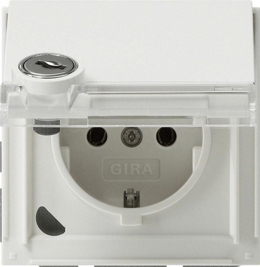 Gira Verschließbare Schukosteckdose (044966)
