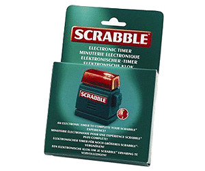 buy scrabble electronic timer from compare. Black Bedroom Furniture Sets. Home Design Ideas