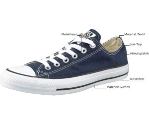 Converse Chuck Taylor All Star Ox - navy (M9697) ab 35,63 € (August ...
