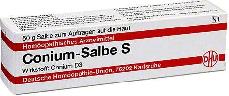 DHU Conium Salbe S (50 g)