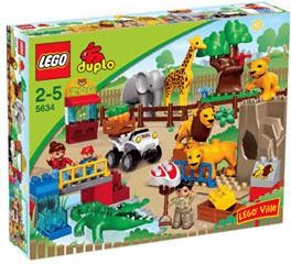 LEGO Duplo - Zoo Starter Set (5634)