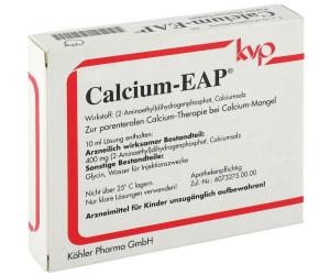 k hler pharma calcium eap ampullen 4 25 x 10 ml ab 32 23. Black Bedroom Furniture Sets. Home Design Ideas