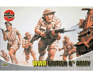 Image of Airfix 8th Army (01709)
